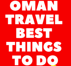 Inspirational Top things to do in Oman Attractions