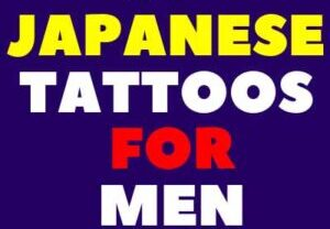 COOL JAPAN INSPIRED TATTOOS DESIGNS IDEAS FOR GUYS