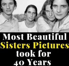 Beautiful Sisters Pictures took for 40 Years