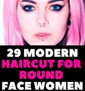 HAIRCUT FOR ROUND FACE FEMALE