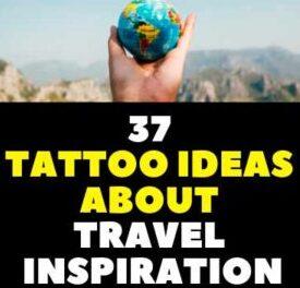 Tattoo Travel Design Ideas Inspiration