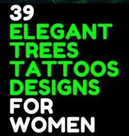 ELEGANT TREE OF LIFE TATTOO DESIGN FOR WOMEN