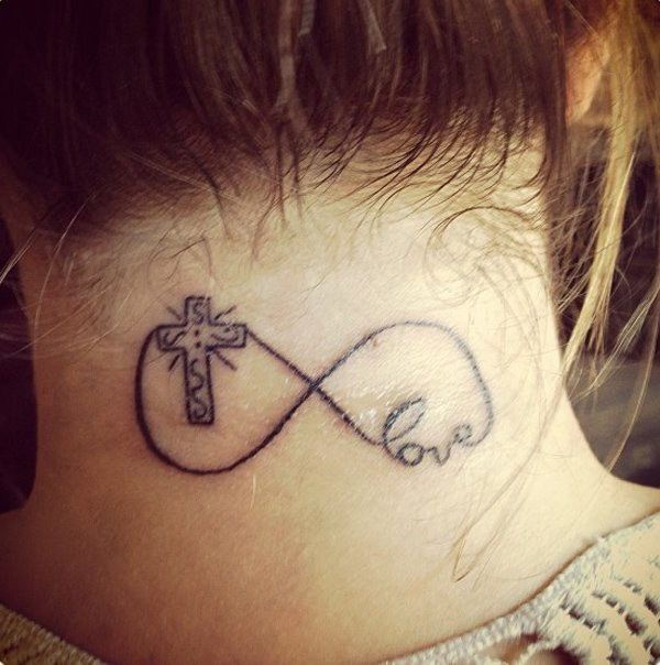 INFINITY TATTOOS IDEAS AND INSPIRATION FOR WOMEN
