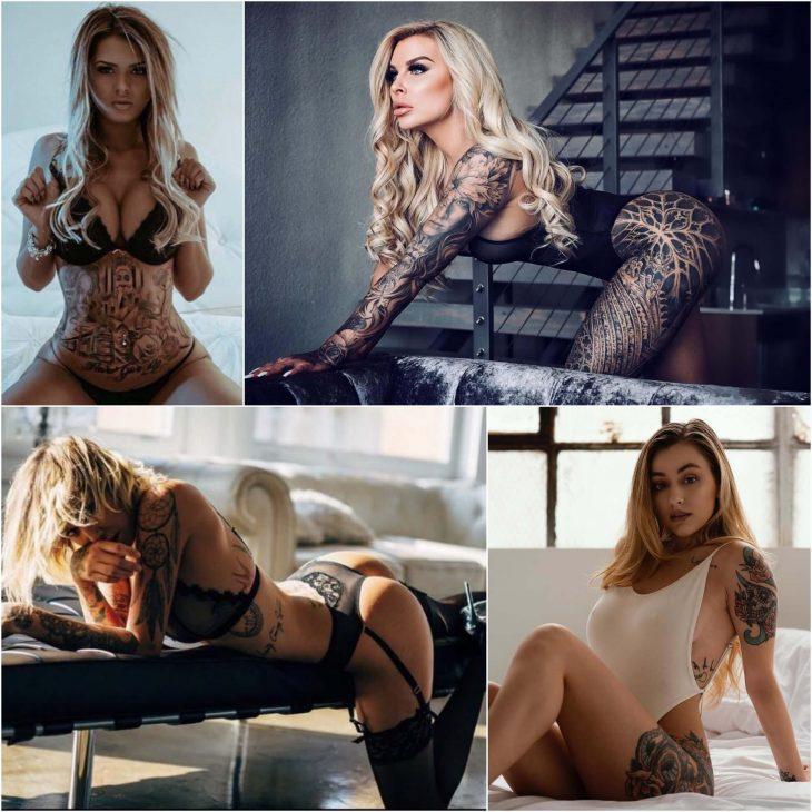 hottest female tattoo artists
