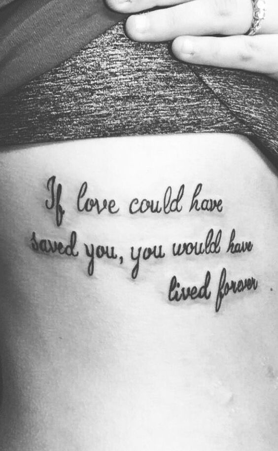 tattoo quotes for women design