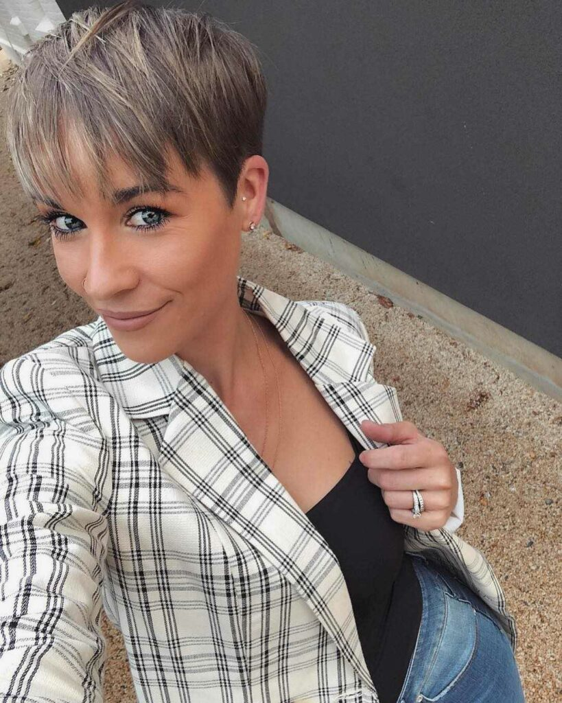 new short hairstyles for women and girls images