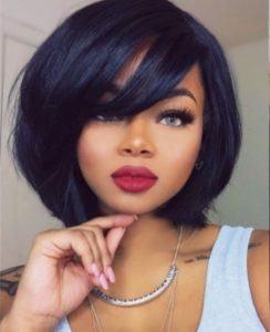 Top hairstyles for short hair black female