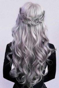 best ladies long hair style