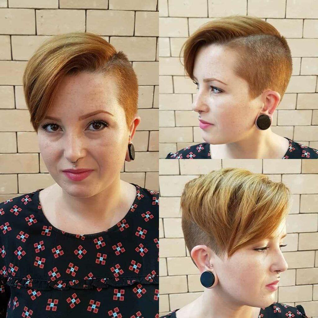 simple short hairstyles women girls