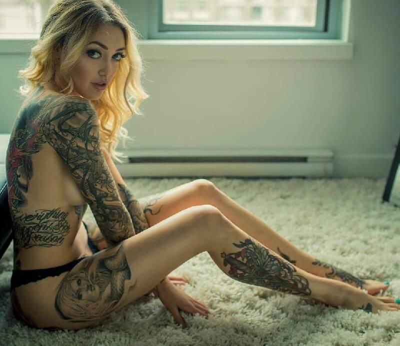 sexy tattoo ideas for women