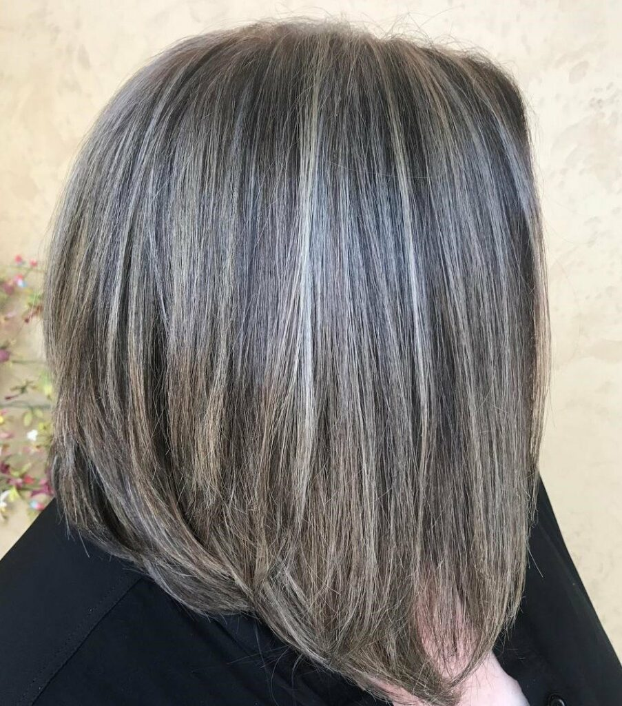 short grey haircuts for women images ideas
