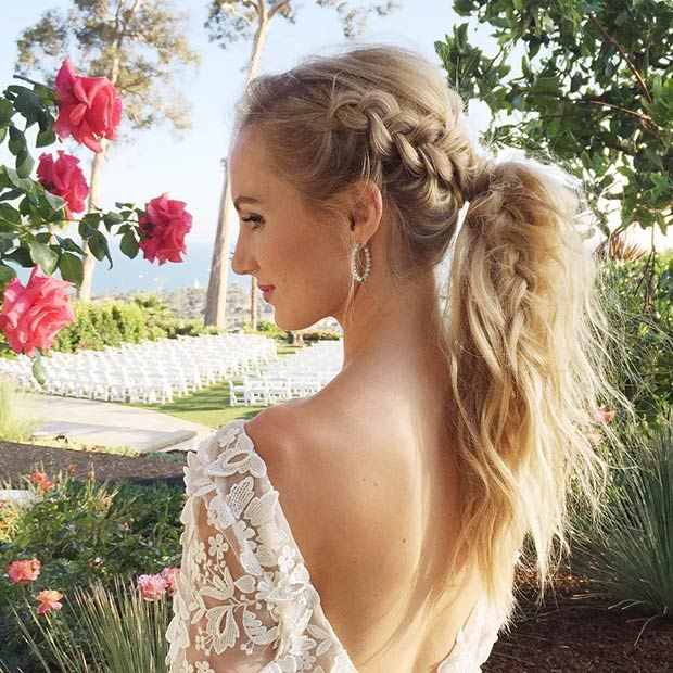 different kinds of ponytails hair style for women