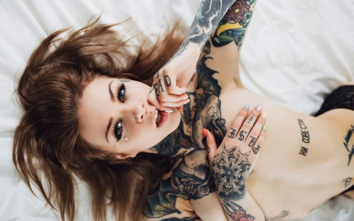 women sensual tattoo ideas images
