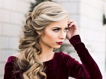 women's hairstyle for long thin hair
