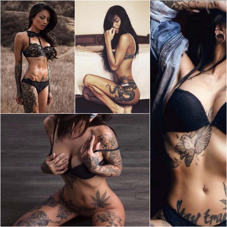 tatto sexi women girls