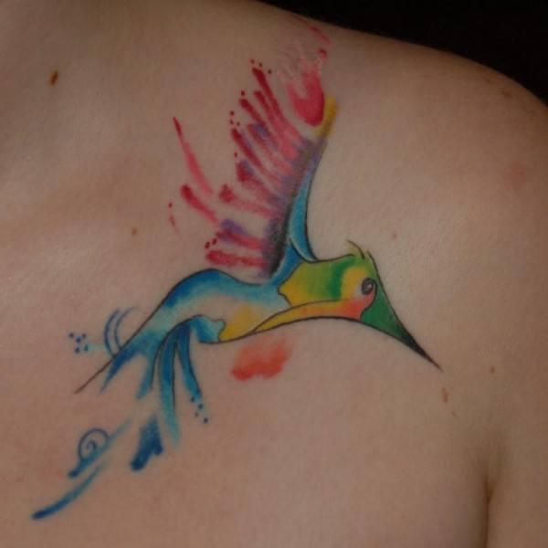 best  Adorable Bird Tattoo Designs For The Bird Lover women