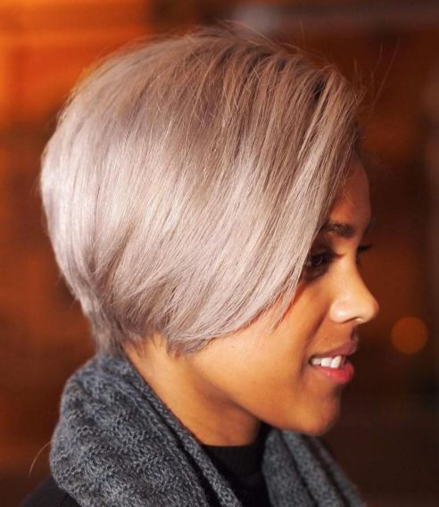 women's short afro hairstyles