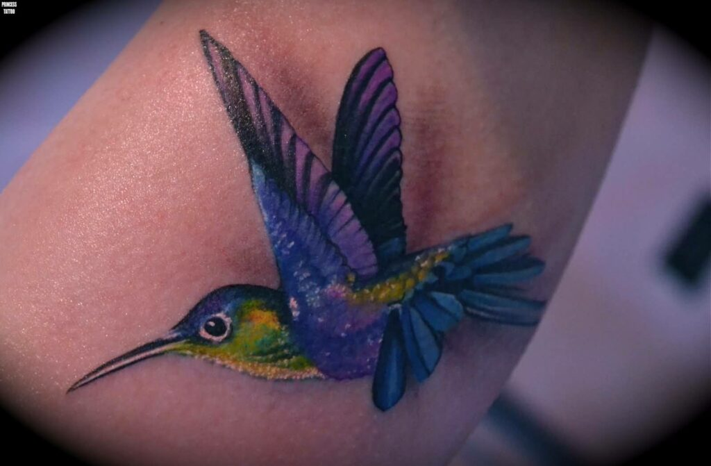 bird Inspiring Cute and Small Tattoos Ideas for Girls