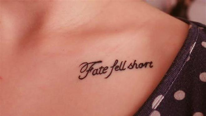 quote inspirational tattoo designs