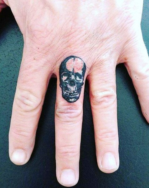 finger cover up tattoo ideas