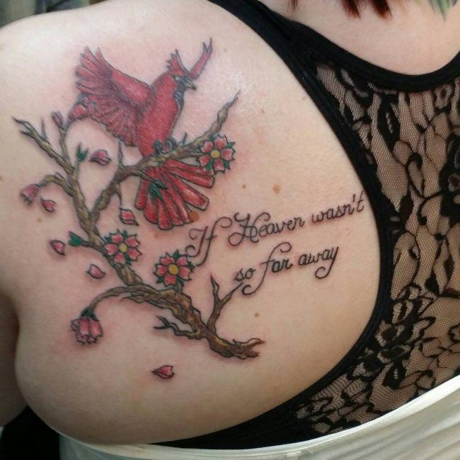 memory quote tattoos