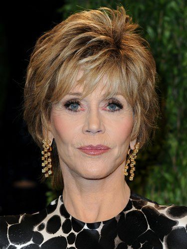 pictures of jane fonda hairstyles