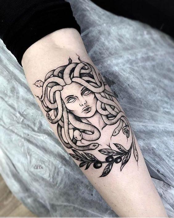 ink master medusa design ideas images