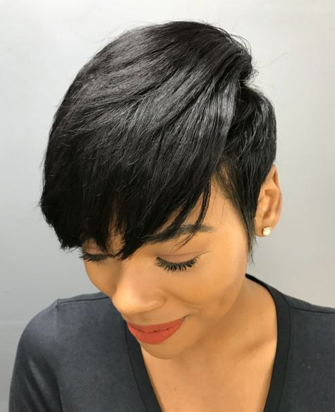 natural short hair braid styles