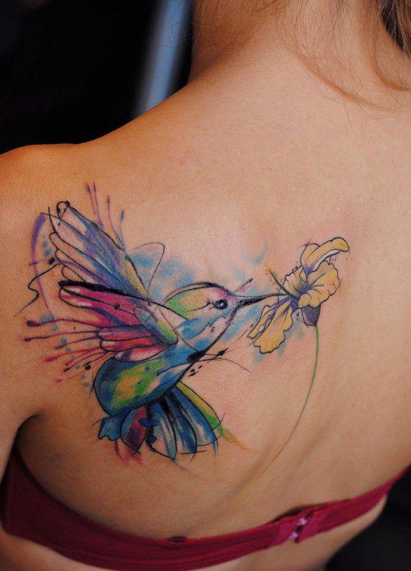 inspiring lady bird tattoos
