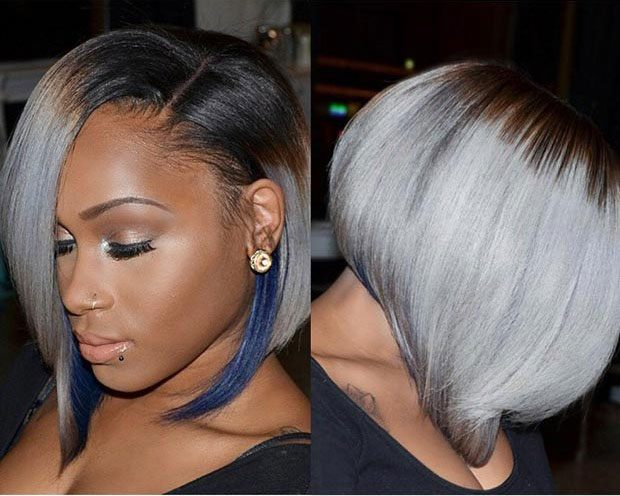 images of short natural hairstyles