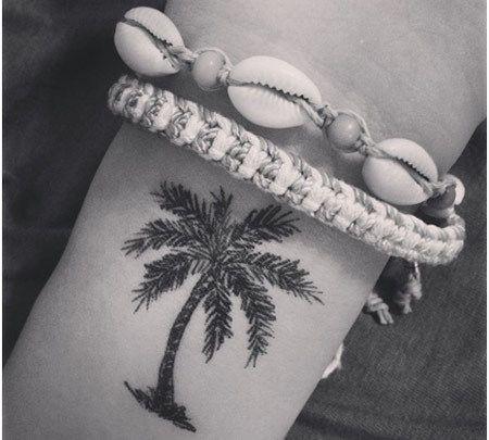 wrist  palm  tattoo design 2021