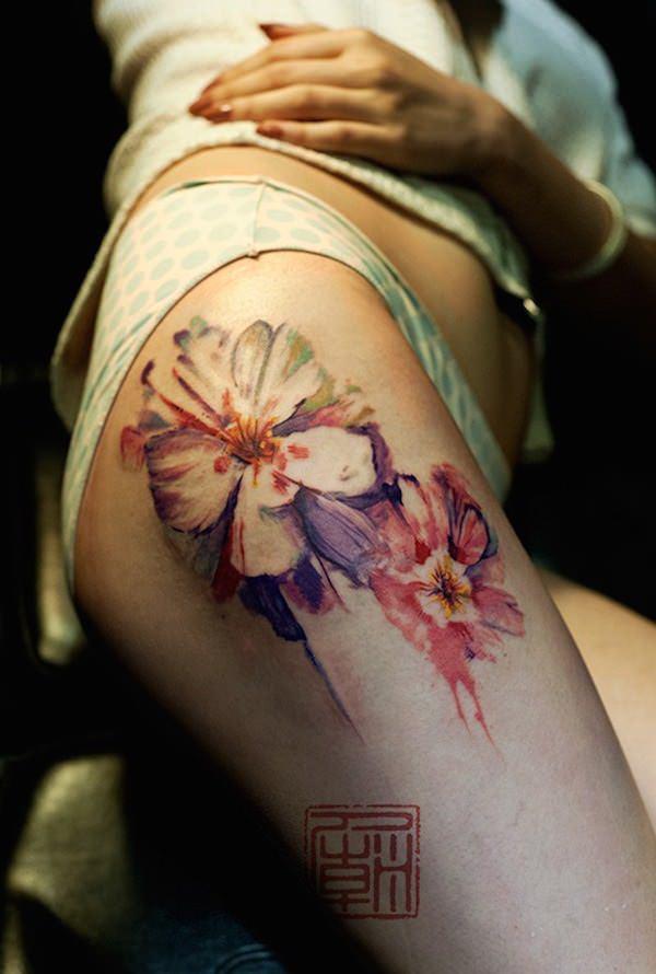 erotic tattoo girl
