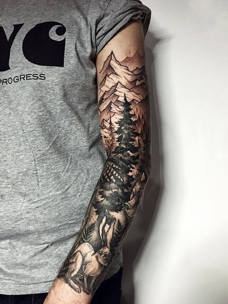 waterproof tattoo sleeve