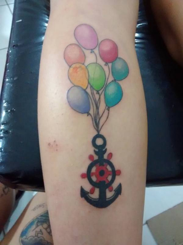 hold fast anchor tattoo
