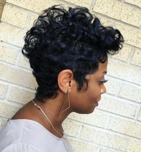 women hairstyles for short natural hair ideas
