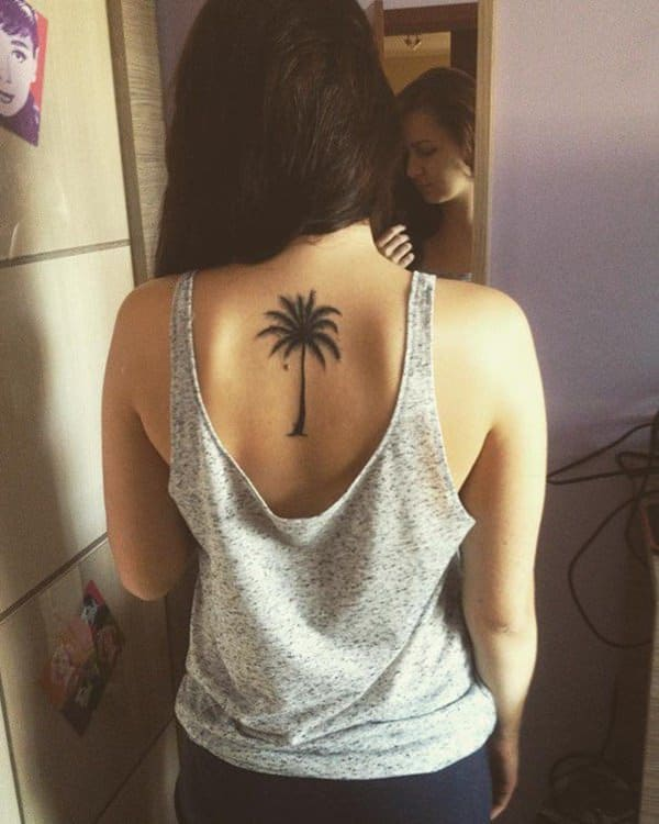 tree of life tattoo small for girls design
