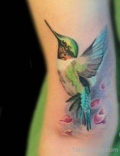 arm women's bird tattoo designs images