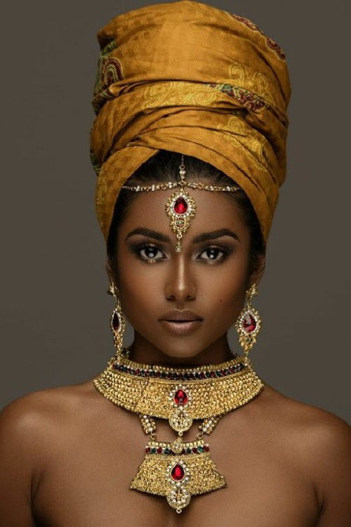 african american head wraps