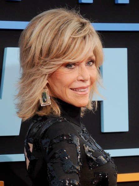 jane fonda's current hairstyle