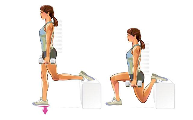 Leg Workout Exercises