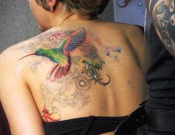 Bird Tattoos for Women - Ideas and Designs