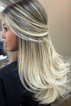 long hair cutting for girl