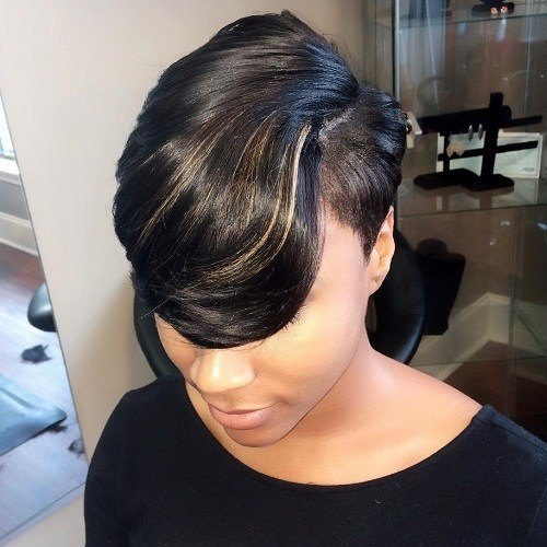 cool images of quick weave hairstyles