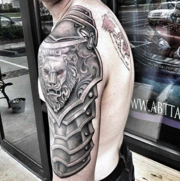 upper arm tattoos for men design images