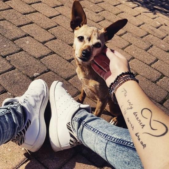 cute infinity tattoo designs