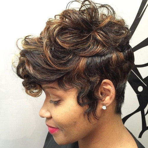 cute short quick weave styles images