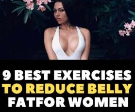 WORKOUT PLAN TO LOSE BELLY FAT FOR FEMALE