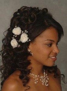 BRIDESMAIDS HAIRSTYLES FOR BLACK LADIES