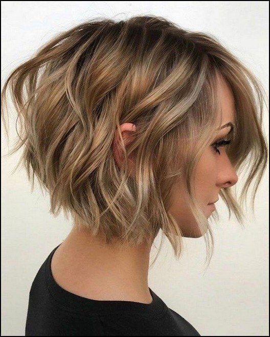 wavy bob hairstyles for over 50 images