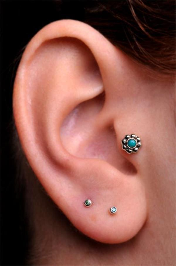 ear piercings cute